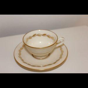 Vintage Lenox Tea cup and Saucer